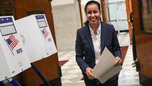 Aunque faltan votos por contar de las primarias para la Fiscalía de Queens, Tiffany Cabán se siente ganadora