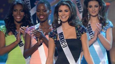 México no participará en el Miss Universo