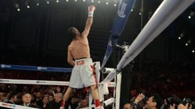 Sadam Ali derrotó a Carlos Abregu