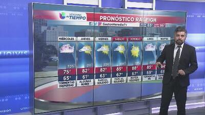 Se alejan las precipitaciones pero se mantendrá nublado el 11 de junio