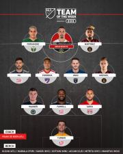 Zlatan, Josef y 'el Alacrán': un tridente ofensivo de lujo en el Equipo de la Semana 20 en MLS
