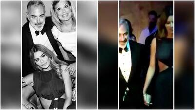 Gianluca Vacchi y Ariadna Gutiérrez 'pillados' una vez más en España