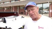 Tim Miller, fundador de la organización Texas EquuSearch, está hospitalizado y piden donaciones