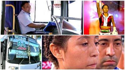 La ejemplar historia detrás de Yesenia Gómez, campeona del mundo e hija de un conductor de bus