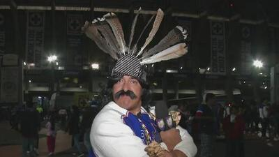 Kevin Arnulfo: el chamán que le trajo la buena suerte al Cruz Azul en el Azteca