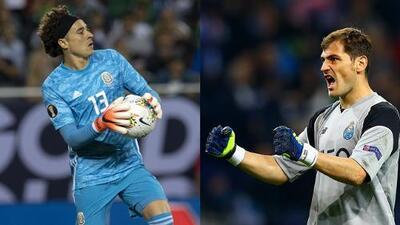 Iker Casillas, el detonante del regreso de Ochoa al América