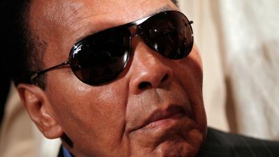 Muhammad Ali hospitalizado por un problema respiratorio