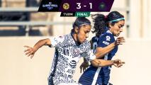 Resumen | América se lleva el clásico 3-1 sobre Pumas