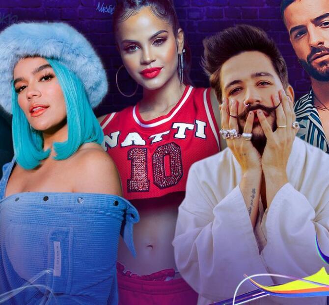 ¡Tú decides quién gana! Vota AQUÍ por tu artista favorito para Premios Juventud 2021
