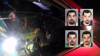 Sospechoso que disparó a quemarropa contra alguacil de California fue deportado en tres ocasiones
