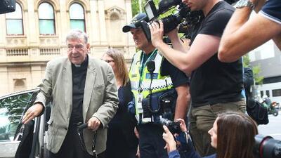 Declaran culpable de pederastia al que fue el tercer hombre más poderoso del Vaticano