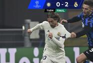 Real Madrid despacha al Inter y se acerca a los Octavos de Final