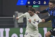 Real Madrid despacha al Inter y se acerca a los Octavos de Final