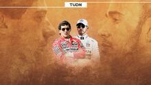 Leyendas vs. actualidad | Ayrton Senna - Lewis Hamilton