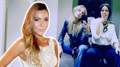 """Stephanie Salas reacciona """"sorprendida"""" y """"triste"""" a los ataques de Frida Sofía contra su hija Michelle"""
