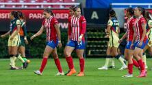 Chivas Femenil anuncia bajas y transferibles para la siguiente campaña