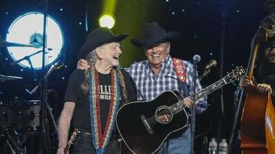 Texas music legends performed together