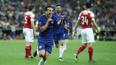 """Pedro: """"Hazard es el mejor jugador del equipo"""""""