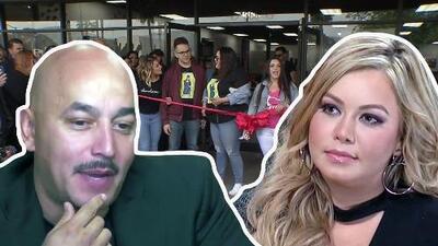 No todos los familiares de Jenni Rivera llegaron a la inauguración de su boutique
