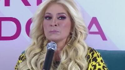 """Yuri responde indignada cuando le preguntan si llamó """"fea"""" a Yalitza Aparicio"""