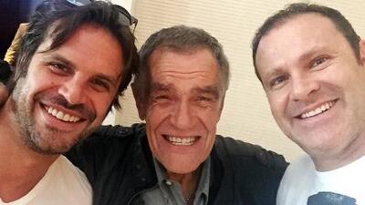 La familia de Despierta América lamenta el fallecimiento del papá de Alan Tacher, Don Alejandro
