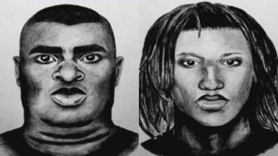 Revelan retratos hablados de dos sospechosos de robar y agredir sexualmente a una mujer en Houston