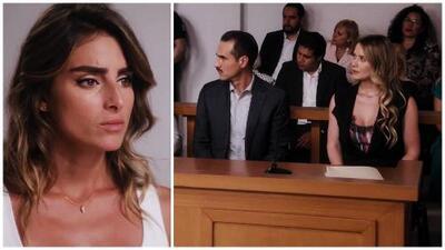 Sofía y Ricardo hicieron un gran equipo y demostraron un fraude médico