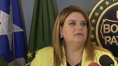 Jenniffer González pide un Coordinador Federal para Puerto Rico