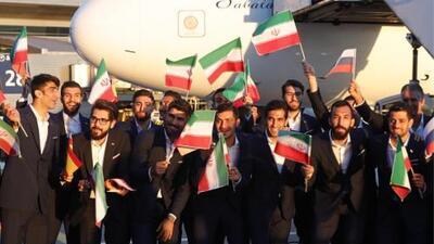Irán, la primera selección en llegar a Rusia