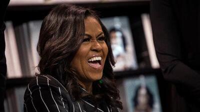 """Michelle Obama vendrá al sur de la Florida para presentar su libro """"Becoming"""""""