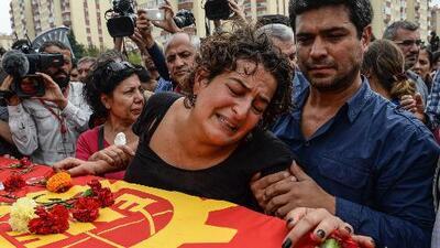 Turquía busca indicios sobre la autoría del atentado de Ankara
