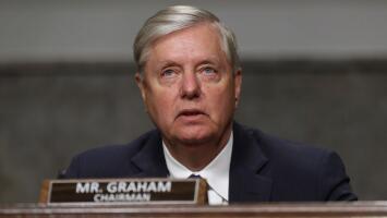 """""""¡Biden ganó!"""": el republicano Lindsey Graham respalda los resultados electorales y la actuación de Pence en el Congreso"""