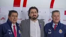 ¡Ya ve a Chivas como campeón! Raúl Guzmán no lo duda nadita