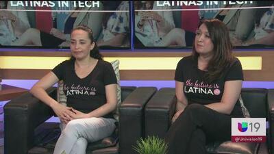 Latinas in Tech te invita a festejar su primer aniversario