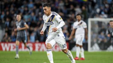 """¡Se queda! Barros Schelotto asegura que Cristian Pavón """"va a estar el próximo año con Galaxy"""""""