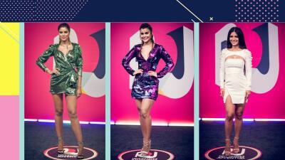 Estos fueron los looks 'mini' de las famosas en Premios Juventud 2018