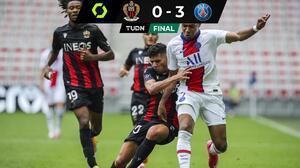 Comanda Kylian Mbappé victoria del PSG ante el Niza