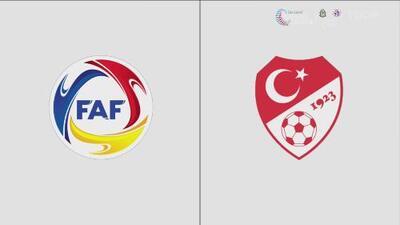Andorra 0-2 Turquía – Resumen y goles – Grupo H – Clasificación a la Eurocopa