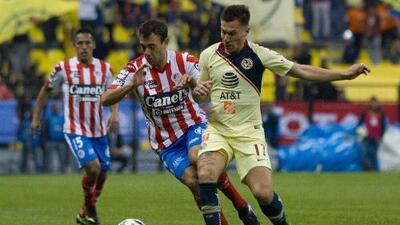 Cómo ver Atlético San Luis vs. América en vivo, por la Liga MX 29 de Octubre 2019