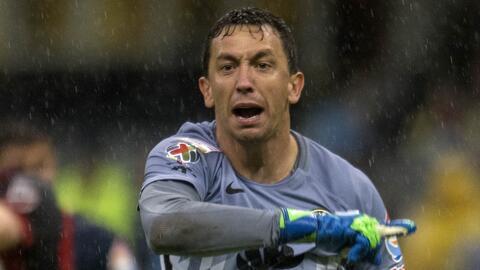 Agustín Marchesín le hará fuerza a Toronto en la final de Concacaf ante Chivas