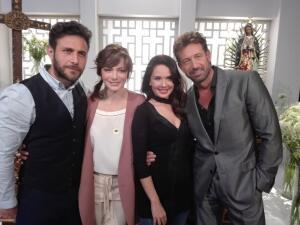 La telenovela 'Caer en tentación' inicia grabaciones