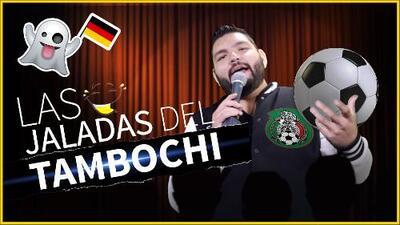 Son 'jaladas' ver cómo se prepara México para enfrentar a Alemania