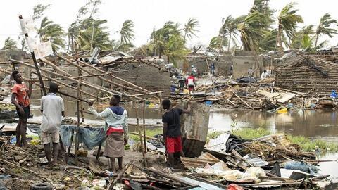 Cientos de muertos, el devastador panorama que dejó el destructor ciclón Idai