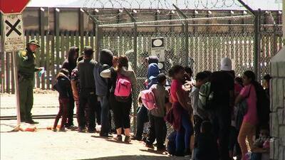 Denuncian abusos a inmigrantes en El Paso, Texas