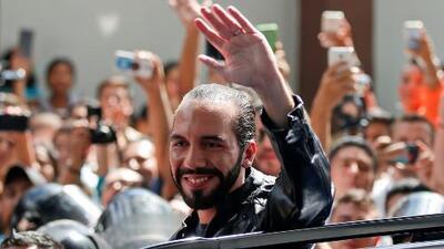 Nayib Bukele se declara ganador de las elecciones en El Salvador antes de los resultados finales del Tribunal Electoral