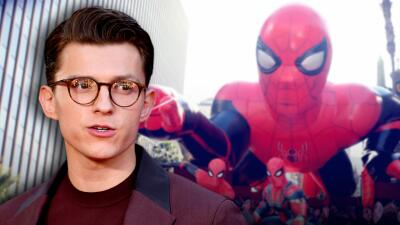 'Spider Man Far From Home' llega con millones a la taquilla