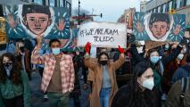 Madres de Adam Toledo y Anthony Álvarez se unen para exigir justicia por la muerte de sus hijos