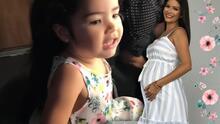 Baby Giuletta revela el nombre de su hermanito (sorry Ana Patricia)