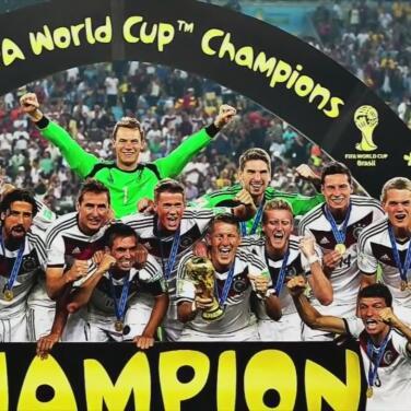 ¿Lo recuerdas? Se cumplen seis años del título de Alemania en Brasil 2014