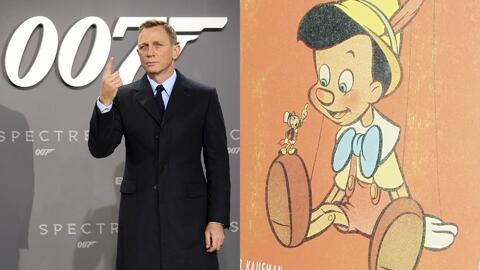 Dejan al descubierto las identidades del hijo de James Bond que vende Hookah y el hermano de Pinocho